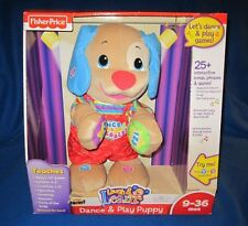 Fisher Price Laugh & Learn Dance & Play Puppy W4123 **NEW**