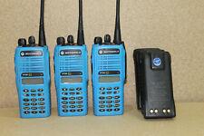 Motorola GP380 UHF ATEX Handfunkgerät Betriebsfunkgerät ATEX Akku