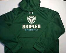 Men's UNDER ARMOUR Pullover Hoodie Shipley Baseball Sweatshirt Cold Gear