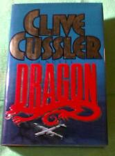 DRAGON ~ Clive Cussler SIGNED ~ First Edition HCDJ  Fine!