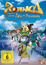 Rodencia und der Zahn der Prinzessin DVD Neu!