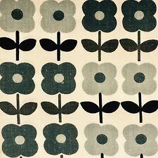 vintage 50's 60's fabric retro DIY wall art crafts orla kiely inspiration