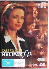 Halifax Fp Case Files #4 Region 4 Dvd (3-Disc Set) Rebecca Gibney (B164)