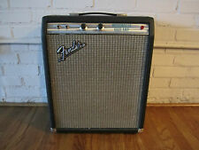 Fender Musicmaster Bass Amplifier 1971 Vintage Guitar Amp  NICEST OUT THERE!!