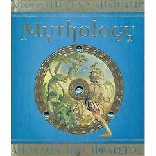 Mythology The Gods, Heroes, and Monsters of Ancient Greece Ologies
