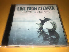 CASTING CROWNS cd LIVE FROM ATLANTA + dvd HITS who am i VOICE OF TRUTH