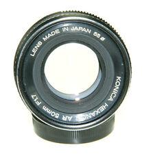Konica Hexanon AR 1,7/50mm #7496940