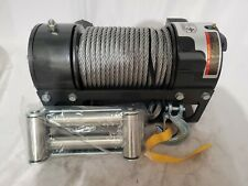 More details for warrior worm drive hydraulic winch