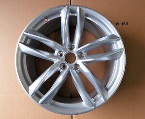 Original Audi A6 Aluminiumfelge, 4G9601025M, Audi A6 Felge,