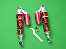 """AM 12.5"""" 320mm Pair Air Gas Shock Absorber Replacement For Honda CX500 GL500 650"""