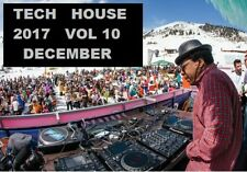 Tech House 2017 Volume 10 DECEMBER Pack - DOWNLOAD Today - 320KPS MP3 DJ UNmixed