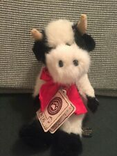 Boyds Bear Plush-Florabelle Uttermost-the Cow-New With Tags