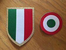 Patch Coccarda Coppa Italia + Scudetto Serie A 2016-17 per Maglia Juventus