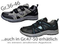 Turnschuhe Gr.36-46 Atmungsaktiv NEU Sportschuhe Schuhe Sneaker Klett 2630x