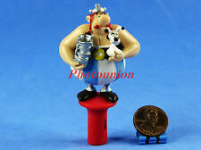 ASTERIX & OBELIX Obelix and Dogmatix Figure Display Toy Decor Statue Model A299