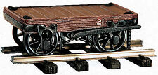 PECO 7mm  0-16.5 scale  Kit No: OR-21  2 Ton Flat Wagon. Great Little Trains