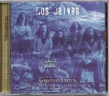 LOS JAIVAS ORO GREATEST HITS SEALED CD PSYCH FOLK CHILE