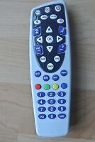 Universal Remote Control URC-60500R01-09 TV DTV STB TVonics Sky+ BT Vision NEW!!