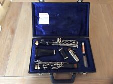 More details for vintage boosey & hawkes regent clarinet bb key in hard case