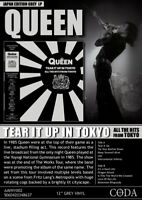 QUEEN Tear it up in Tokyo Limited Edition Grey Vinyl LP Album Limited LIVE RARE