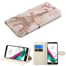 Étuis, housses et coques blancs LG G5 pour téléphone mobile et assistant personnel (PDA) LG