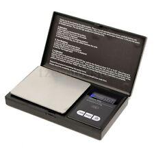 Bilancia bilancino Digitale di Precisione Doppio Decimale 200g 0,01g LCD display