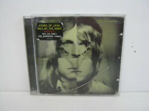 CD ALBUM KINGS OF LEON ONLY BY THE NIGHT 5431