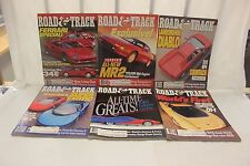 COMPLETE ROAD & TRACK MAGAZINE JANUARY-DECEMBER 1990 (OAK9677-1 #1899 LOC.GLEN)