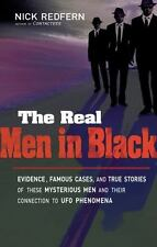 Very Good, The Real Men In Black: Evidence, Famous Cases, and True Stories of Th
