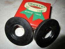 2 NORS Pinion Seals 1955 Hudson Wasp, 1941 42 46 47 48 49 50-1956 Nash Statesman