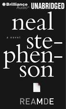 README unabridged audio book CD by NEAL STEPHENSON - Brand New 32 CDs 39 Hours!