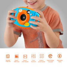 Soft Silicone Protective Shell Lightweight Kids Creative Digital Camera LF863