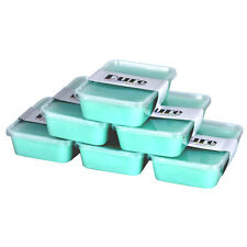PURE - TEA TREE PARAFFIN WAX 6 X 450G BLOCK FOR USE IN  PARAFFIN WAX HEATERS