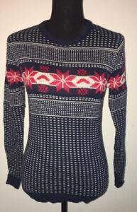 Womens Jumper 8 Navy Star Clothing <NZ5733z