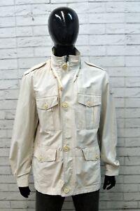 Giubbotto Uomo Peuterey Taglia XL Giubbino Giacca Cappotto Jacket Cotone Man