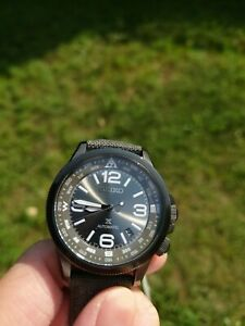 Seiko Prospex Automatic Field Watch Ref. SRPC29K1 with inner rotating compass