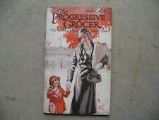 The Progressive Grocer Magazine October 1932 Issue Great Vintage Advertising