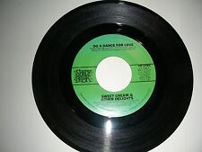 Disco 45 Sweet Cream & Other Delights- Do A Dance For Love  Shady Brook NM+ 1978