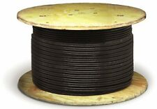 More details for clf200 coaxial cable black pvc low loss for wifi and high rf - 200 meter drum