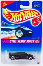 Hot Wheels No. 287 Steel Stamp Series #2 Zender Fact 4 w/3 Spokes New 1995