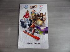 Notice seul FRANCE EA.com PS2  livret instruction manuel FR