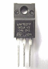 Stp6nk90zfp contrassegnato p6nk90zfp ST preamplificatore MOSFET allo N-CH 900V 5.8 A 3 PIN to-220fp