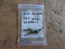NEW Connector Pins M12-12-122 46F 350550-1 2046, Lot of 5  *FREE SHIPPING*