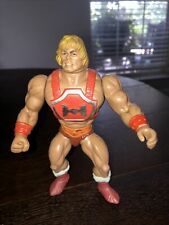 Vintage 1984 Masters of the Universe MOTU He-Man Thunder Punch  Figure Mexico