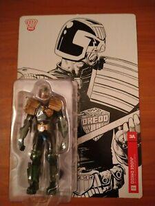 ThreeA 2000 AD Judge Dredd 1/12th Scale Action Figure 3A