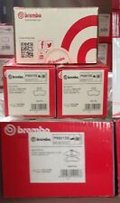 BREMBO FRONT & REAR BRAKE PADS suit HOLDEN COMMODORE  VT - VZ