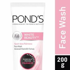 Pond's White Beauty Daily Spotless Lightening Face Wash 200g + Free Shipping
