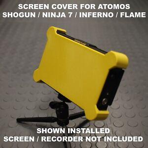 Custom Protective Screen Cover for Atomos Shogun | Ninja | 7 | Inferno | Flame