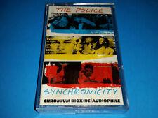 The Police - SYNCHRONICITY - cassette (1983, CBS Canada) CrO2 Audiophile Edition