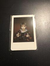 Stray Kids Felix Official Printed Polaroid - Unveil I Am Tour